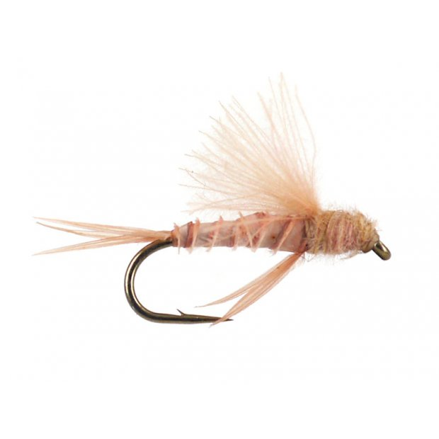 CDC Little Surface Nimph - Salmon