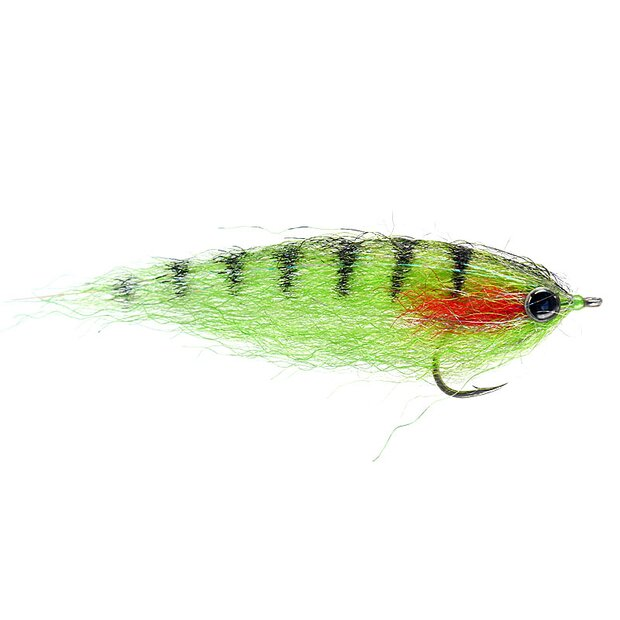 Bait King Chartreuse Tiger