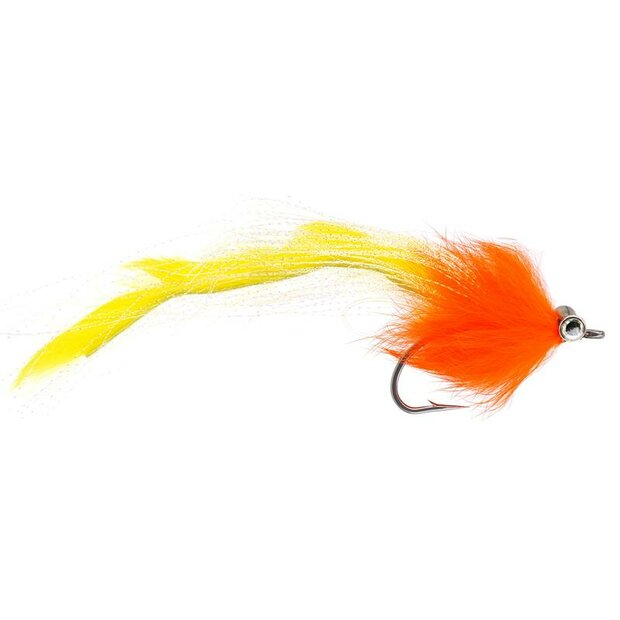 Rabbit Orange Pike Streamer