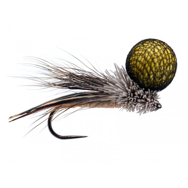 Large High Viz Natural Caddis BL
