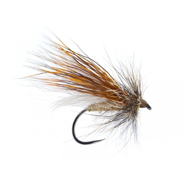 Featherlight CDC Deer Hair Sedge BL