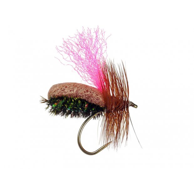 High Floating Viz Beetle Peacock Brown 12